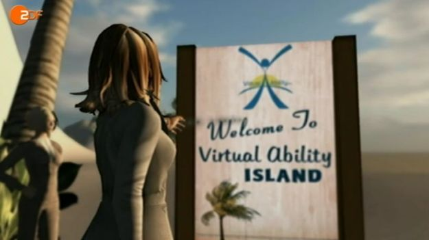 Inspirational: the creation of Virtual Ability and Virtual Ability Island seen through Login2life