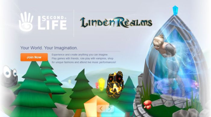 Linden Realms, launched in 2011, was an initial release of what were to become known as the Advanced Creator Tools, the forerunner of the upcoming experience keys / permissions