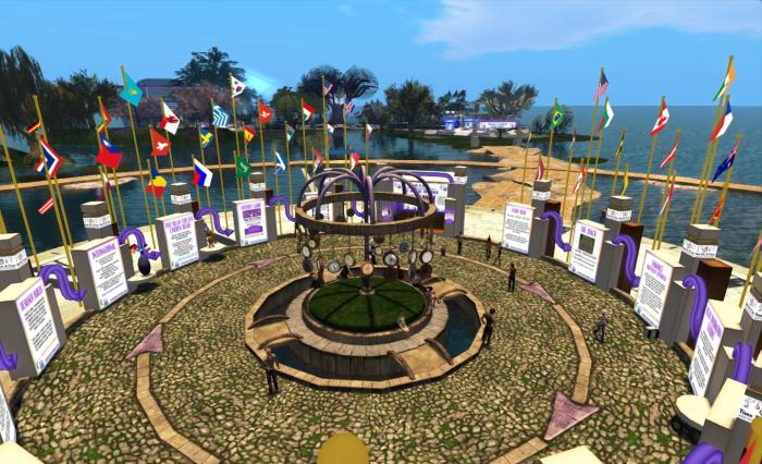 The RFL of SL Welcome Centre