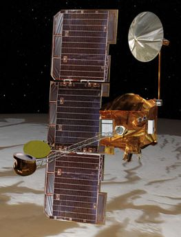 "Mars Odyssey: swapped computer ""sides"" in November 2012"