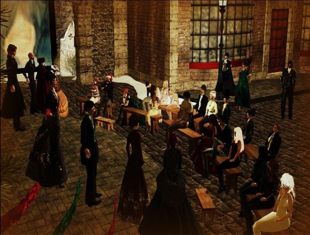 The Dickens Project (image courtesy of Storyfests SL)