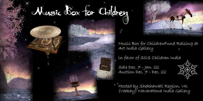 music-box-for-children-poster