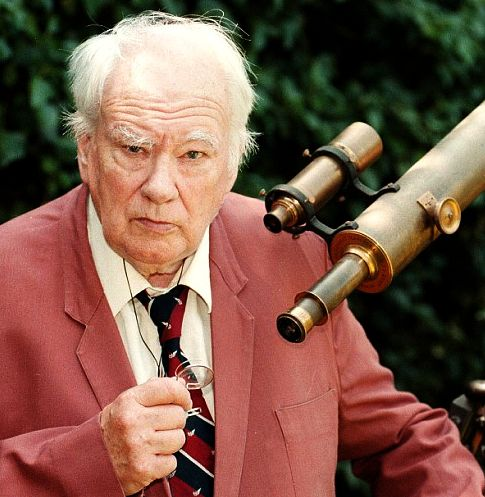 Sir Patrick Moore 4 March 1923 – 9 December 2012