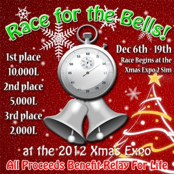 Race for the Bells - all proceeds to RFL