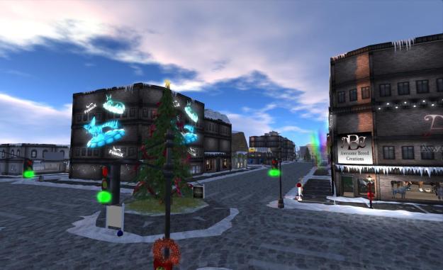 SL Christmas Expo 2012: come shop 'til you drop!