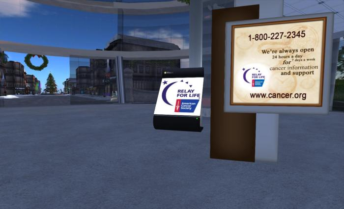 SL Christmas Expo 2012, giving support a worthy cause