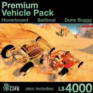 Vehicle Packages: opportunity missed