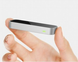 The Leap Motion device (image courtesy of leapmotion.com)