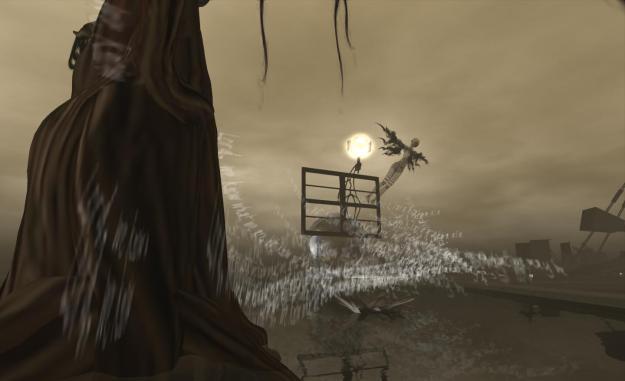 "Meilo Minotaur and CapCat  Ragu's ""Cocoon Tree and Ophelia"""