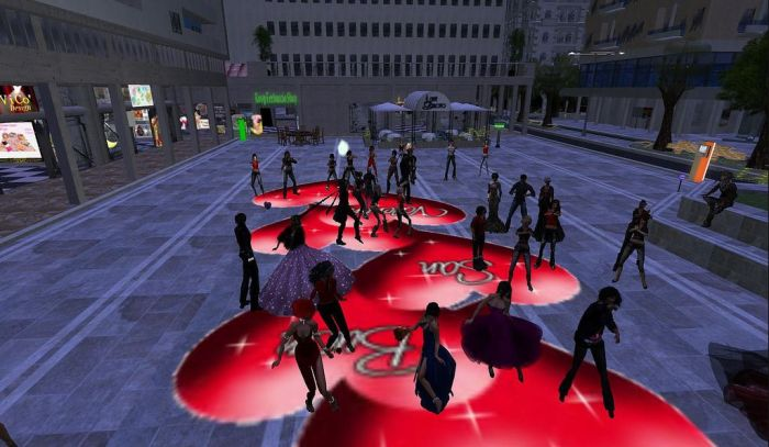 """While activities were centre on """"the"""" OBR in SL event, other events also took place on the 14th February in SL - such as the 2Lei"""