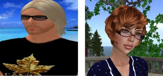 Ed Merryman and Lette Ponnier - talking about Firestorm at Virtual Ability Island on Thursday March 28th, commencing at 11:00 SLT