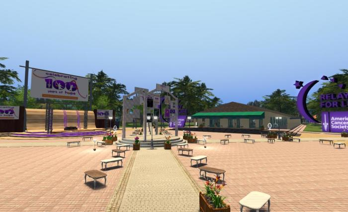 RFL of SL Kick-off stage area