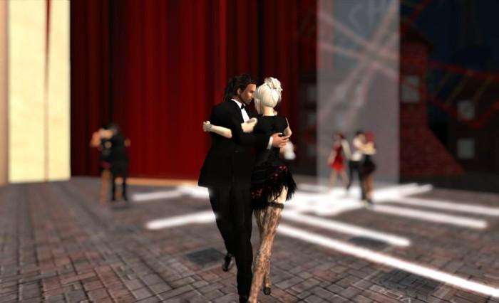 El Tango Roxanne - Moulin Rouge