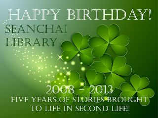 Seanchai Birthday Banner