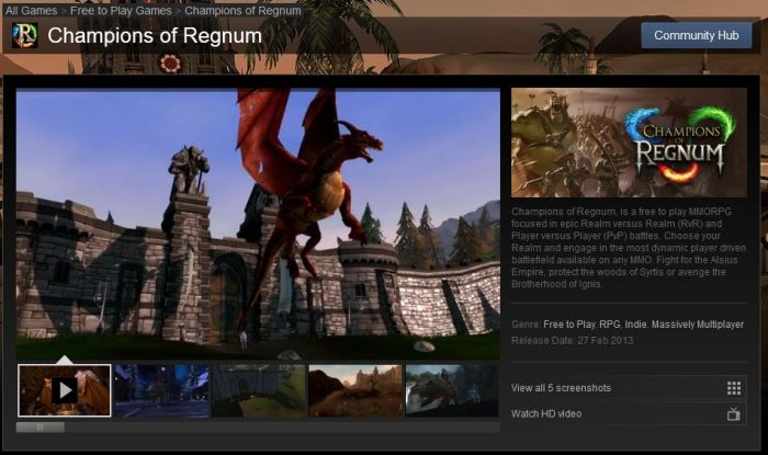 Steam provides a means for video promotion of games. Assuming the link-up between it and SL does still go ahead, resident-produced machinima specifically aimed at promoting SL could be of tremendous benefit to Linden Lab's efforts to woe Steam users