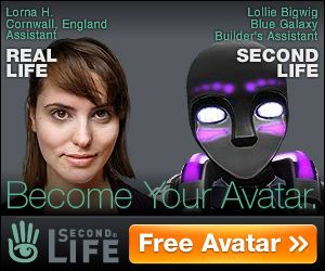 be your avatar