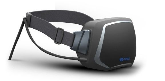 Oculus Rift: in beta with LL and users and part of the future tech the lab is looking at