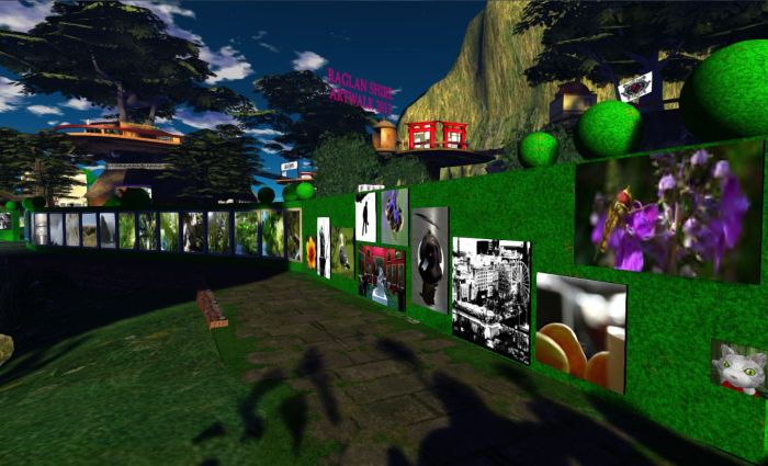 A part of the Raglan Shire Art Walk 2013
