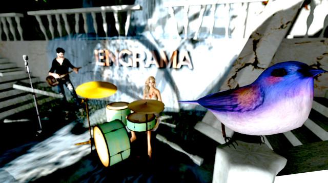Engrama: image courtesy of Draxtor Despres