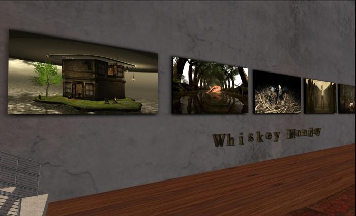 Whiskey Monday at the Kelly Yap Art Gallery