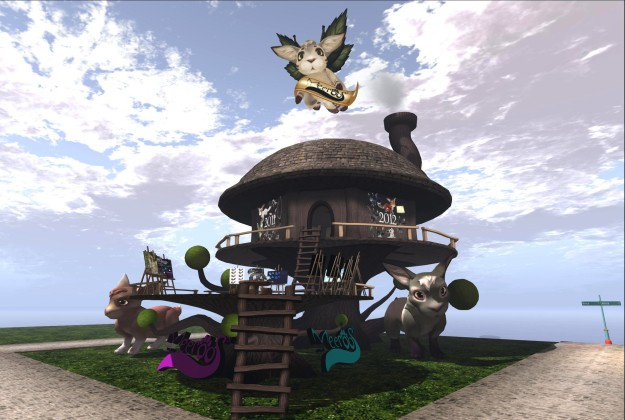 I confess I'm not a fan of SL breedables per se (although there are exceptions!). However,  meeroos - http://maps.secondlife.com/secondlife/SL10B%20Mesmerize/41/90/22