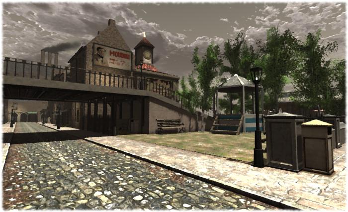 Rougham Town