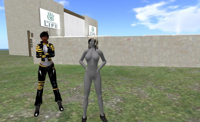 Grey people will be the order of the day for Imprudence users on Second Life once SSB/A is deployed - at least until the Imprudence team get SSB/A support implement, which they are looking to do in the future