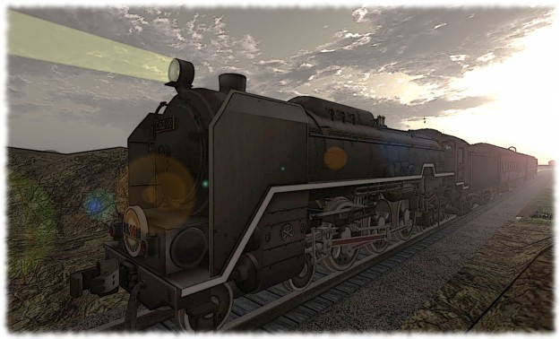 The SLB Express, a popular feature from SL9B, made an appearance at SL10BCC, linking the present with the past