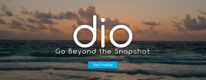 The new dio banner.