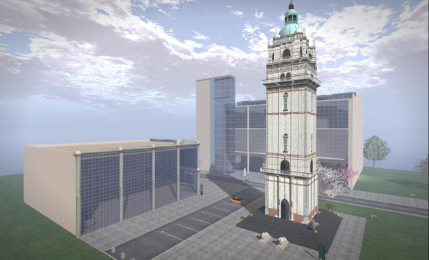 The Imperial College has a long history of involvement in Second Life