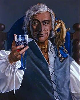 Robinton, Masterharper of Pern