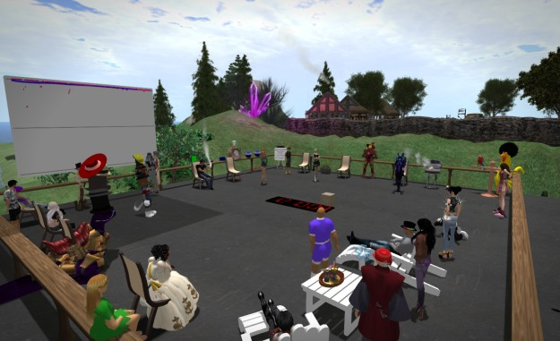 A typical Simulator User Group meeting