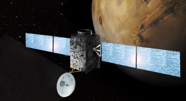 ESA's Trace Gas Orbiter is due to fly to Mars in 2016, as the first part of the European ExoMars missions