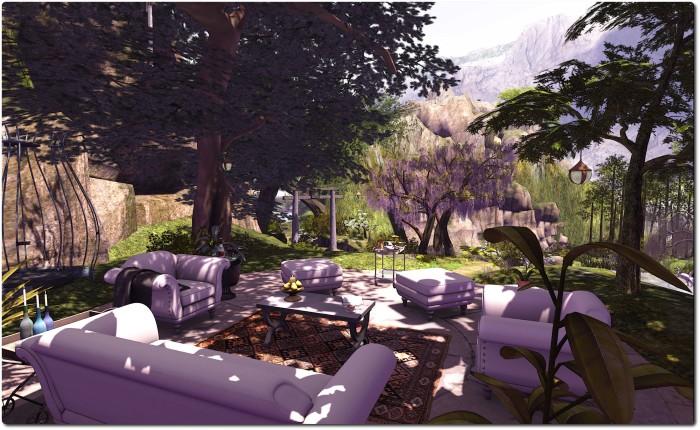 The Cyprian Garden
