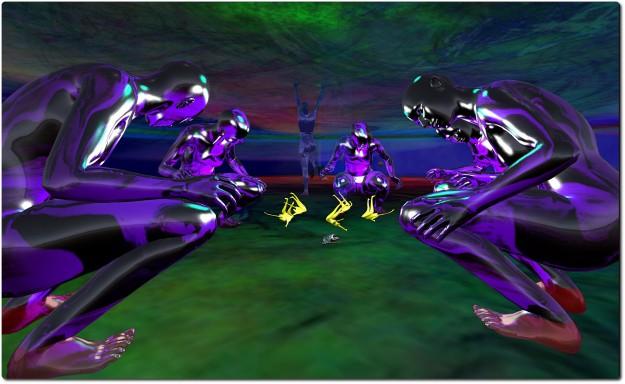 Ultraviolet alter - BURN2