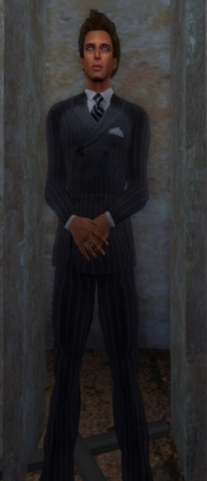 Kayden Oconnell as Professor Richard Pierson