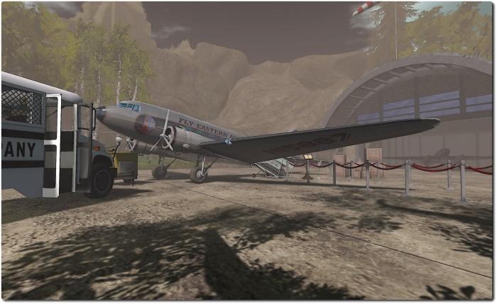 Scotland: Okiddo airfield