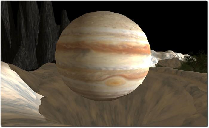 Jupiter: Oceania Planetary Park