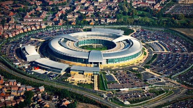 The UK's GCHQ: vacuuming SL data after hunting down crooks