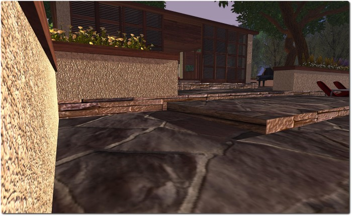 I've used materials on my house; particularly on the stonework and stucco textures to prevoide added depth. Materials on the whole appears to be slowly gainly momentum