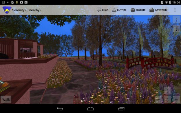 My home on Lumiya and the Nexus 7