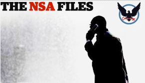 "Revelations a part of The Guardian's ""The NSA Files"" series"