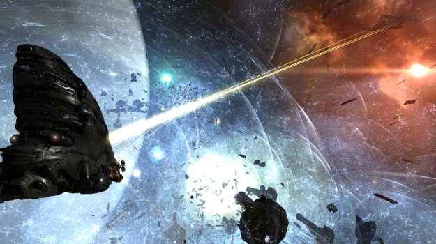 The battle of B-R5RB, EVE Online
