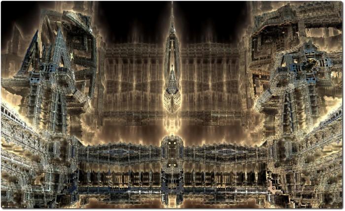 A Cathedral Dreamer by Gem Preiz, a Full sim Art series entrant, January 2014