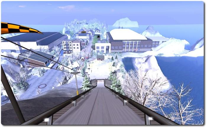 Ski run: Chamonix