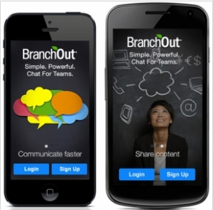 Ebbe Altberg joined BranchOut as the company sought to pivot its ailing Facebook app, rsulting in the launch of Talk.co