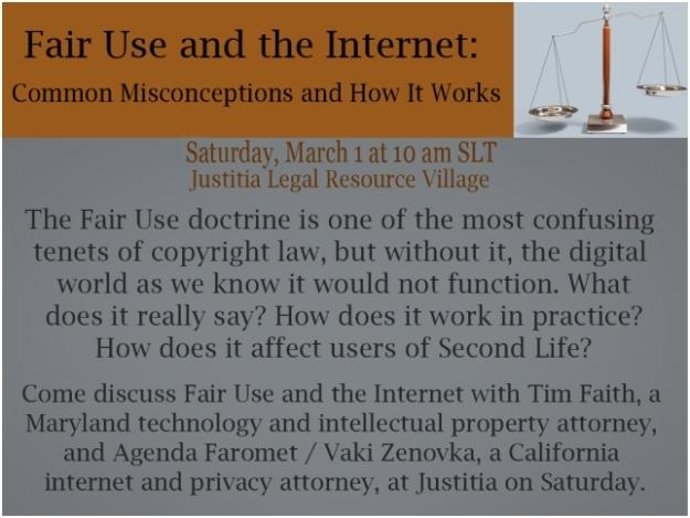 Fair use internet