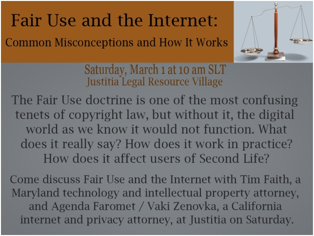 Fair use internet