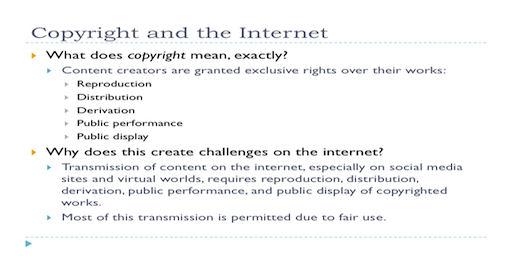 AF-002 Copyright-Internet