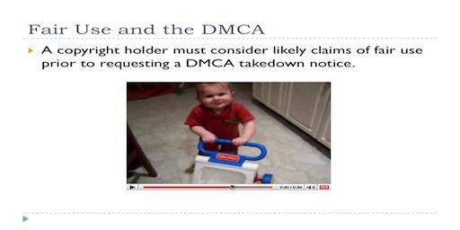 AF-010 Fair Use-DMCA